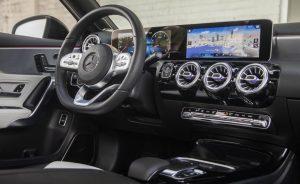 Mercedes Benz A-Class 2020 Interior