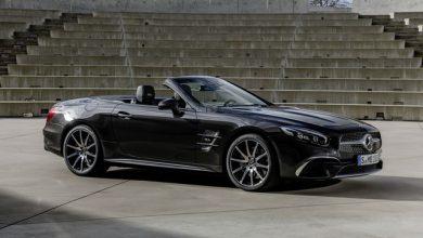 Mercedes-Benz SL-Class 2020