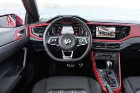 Volkswagen Polo GT 2020 interior