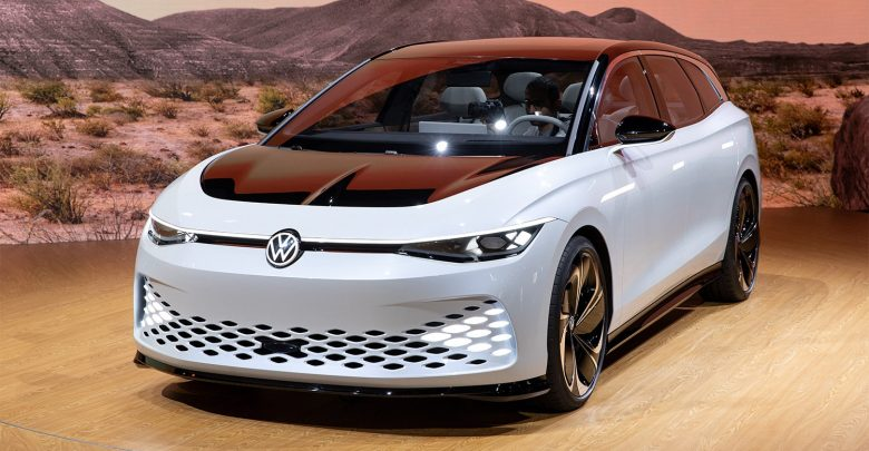 Volkwagen models for 2020