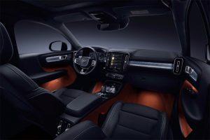Volvo XC40 2020 interior