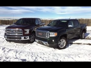 ford F-150 or Sierra 1500