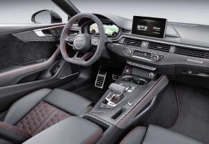 2020 Audi A5 interior