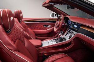 2020 BENTLEY CONTINENTAL GT interior