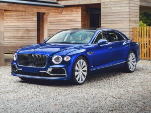 2020 Bentley Mulsanne safety