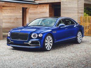 2020 Bentley Mulsanne safety