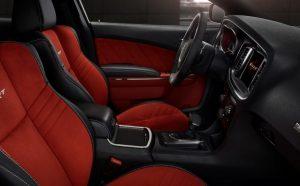 2020 Dodge Charger SRT Hellcat interior