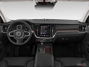 2020 Volvo V60 interior