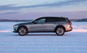 2020 Volvo V60 safety