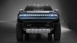 2022 GMC hummer EV safety
