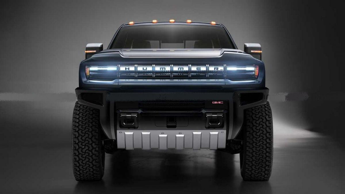 2022 GMC hummer EV safety