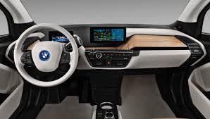 BMW i3 2020.Interior