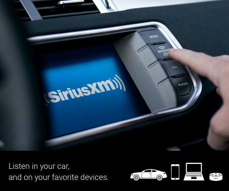 Get SiriusXM with no car required!