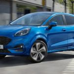 Ford Puma 2020 performance and driving