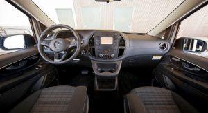 Mercedes-Benz Metris 2020.Interior