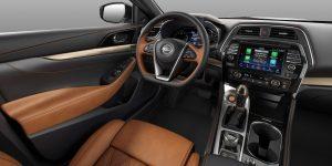 Nissan Maxima 2020 interior
