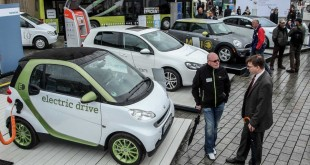 Germany's Electric cars