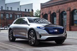 Mercedes-Benz ultra EQ S electric