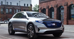 Mercedes-Benz ultra EQ S electric