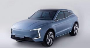 SF Motors electric car