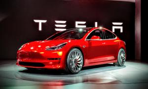 Tesla Model three