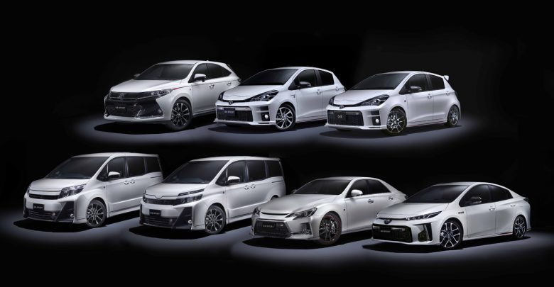 Toyota models