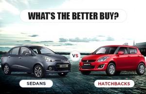 hatchback or sedan