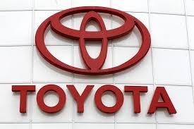 Toyota sales