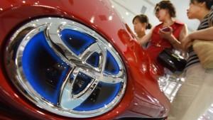 Toyota speedway