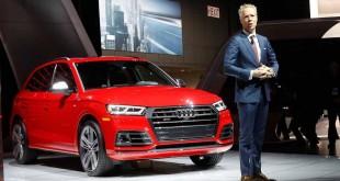 Audi to skip 2019 Detroit auto display