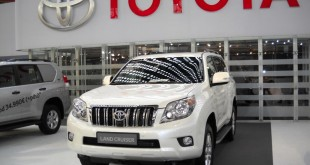 Toyota Motor Corp Ltd Ord