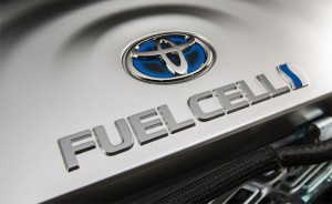 Toyota Fuel-Cell